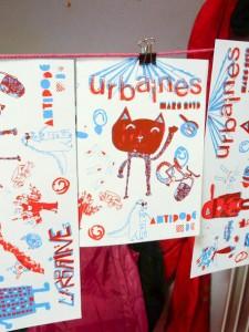 Fanzine Urbaines 2013