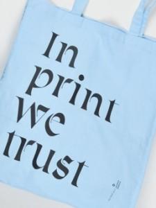 In Print We Trust