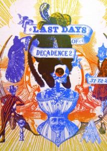 Last Days Of Decadence