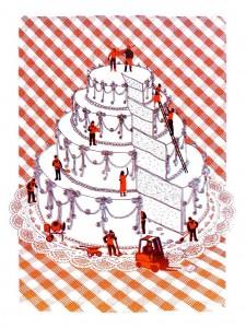 Empire Cake Building