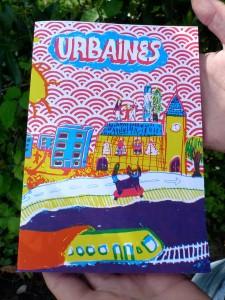 Fanzine Urbaines 2014